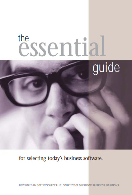 The Essential Guide for Selecting Today's Software