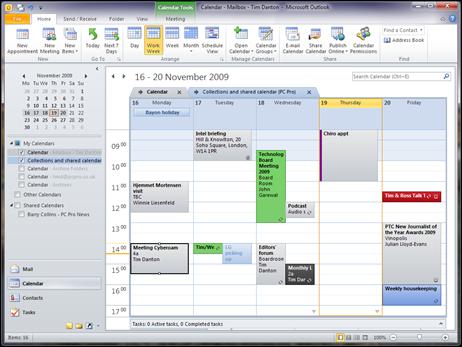 How to Share Your MS Outlook Calendar Via E-Mail