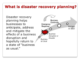 Plan Your Recovery Before the Disaster