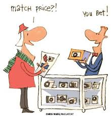 Haggling Makes Business Sense